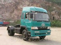 Cabover tractor unit