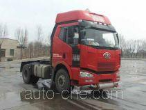 FAW Jiefang CA4160P63K2E4 dangerous goods transport tractor unit