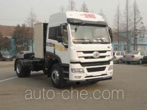 Natural gas cabover tractor unit