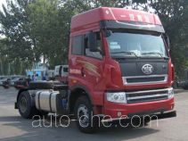 FAW Jiefang CA4180P2K15E4A80 diesel cabover tractor unit