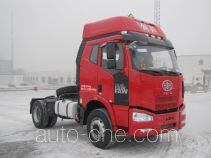 FAW Jiefang CA4180P63K1E5Z dangerous goods transport tractor unit