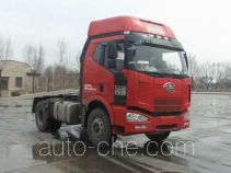FAW Jiefang CA4180P63K2E4 diesel cabover tractor unit