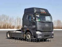 FAW Jiefang CA4180P66K24E4X container transport tractor unit