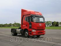 FAW Jiefang CA4180P66K2E5X container transport tractor unit