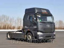 FAW Jiefang CA4180P66K2HE4 diesel cabover tractor unit