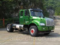 Natural gas tractor unit