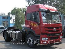 FAW Jiefang CA4183P1K2E4A80 diesel cabover tractor unit