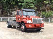 解放牌CA4185K1E5R7A90型半挂牵引汽车
