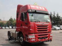 FAW Jiefang CA4185P2K2E4A80 dangerous goods transport tractor unit