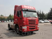 FAW Jiefang CA4186P2K2E5A80 diesel cabover tractor unit