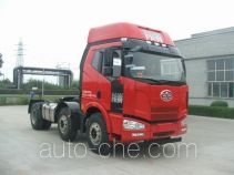 FAW Jiefang CA4220P63K2T3AHXE4 container transport tractor unit