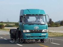 FAW Jiefang CA4222PK2T3XA90 container carrier vehicle
