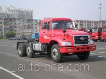 FAW Jiefang CA4250K2R5T3E diesel conventional tractor unit
