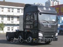 FAW Jiefang CA4250P25K26T3E5M natural gas cabover tractor unit