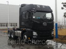 FAW Jiefang CA4250P25K2T1E5A diesel cabover tractor unit
