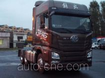 FAW Jiefang CA4250P25K2T1E5A82 diesel cabover tractor unit
