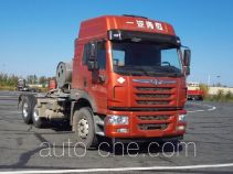 FAW Jiefang CA4250P2K15T1NE5A82 natural gas cabover tractor unit
