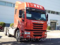 FAW Jiefang CA4250P2K2T1E5A82 diesel cabover tractor unit
