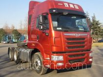 FAW Jiefang CA4250P2K2T2E4A82 diesel cabover tractor unit