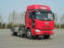 FAW Jiefang CA4250P63K1T3EX container carrier vehicle