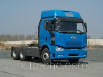 FAW Jiefang CA4250P66K22T1A1EX container carrier vehicle