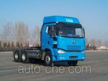 FAW Jiefang CA4250P66K22T1A1X container carrier vehicle