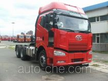 FAW Jiefang CA4250P66K22T1A2E4X container transport tractor unit