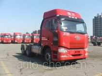 FAW Jiefang CA4250P66K24T1E5 diesel cabover tractor unit