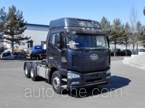 FAW Jiefang CA4250P66K25T1A1E5 diesel cabover tractor unit