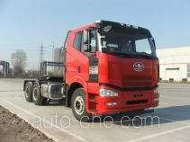 FAW Jiefang CA4250P66K2L1T1E5Z diesel cabover tractor unit