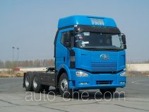 FAW Jiefang CA4250P66K2T1A1EX container carrier vehicle
