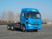 FAW Jiefang CA4250P66K2T1A1X container carrier vehicle
