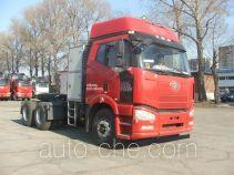 FAW Jiefang CA4250P66T1A2E22M5 dangerous goods transport tractor unit