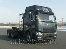LNG container tractor unit