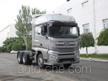 FAW Jiefang CA4250P77K25T1E5 diesel cabover tractor unit