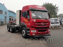 FAW Jiefang CA4251P1K15T1NE5A80 natural gas cabover tractor unit