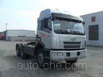 FAW Jiefang CA4252P21K22T1BXE container carrier vehicle