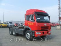 FAW Jiefang CA4252P21K2T1GXE container carrier vehicle