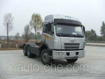 FAW Jiefang CA4252P21K2T1XE container carrier vehicle