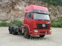 FAW Jiefang CA4253P2K2E3XT1A92 cabover container tractor unit