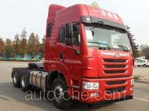 FAW Jiefang CA4255P1K2T1E4A80 dangerous goods transport tractor unit