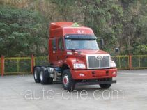 FAW Jiefang CA4256K2E5R5T1A92 dangerous goods transport tractor unit