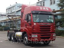 FAW Jiefang CA4259P2K15T1NE5A80 natural gas cabover tractor unit