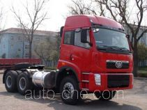 FAW Jiefang CA4257P2K2T1EXA80 container carrier vehicle