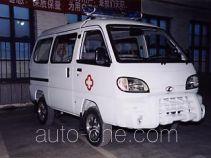 解放牌CA5012XJH型救护车