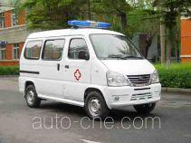 解放牌CA5014XJH型救护车