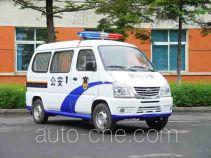 FAW Jiefang CA5014XQC prisoner transport vehicle