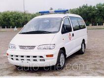 解放牌CA5020XJHA5型救护车
