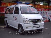 解放牌CA5020XJHA7型救护车