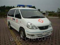 FAW Jiefang CA5020XJHCE ambulance